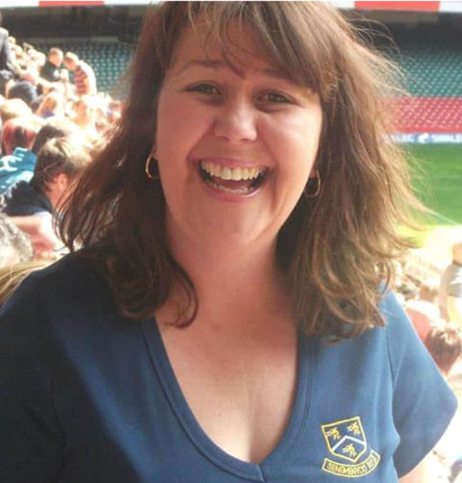 Stephanie Williams, who served as chair of Senghenydd RFC's mini and junior teams, has died