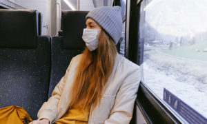 Face masks are now compulsory on public transport in Wales