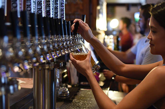 Pubs, bars, restaurants and cafes can now reopen indoors