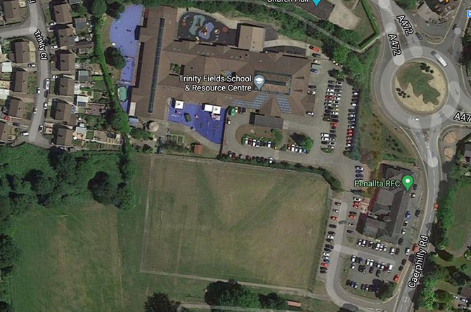 Plans to expand Trinity Fields School have been backed