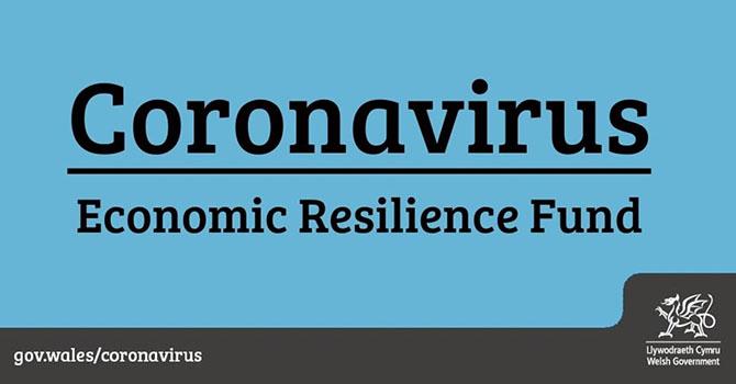 Welsh Government's coronavirus Economic Resilience Fund