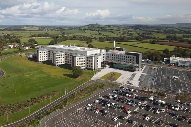 The Grange Hospital, Cwmbran