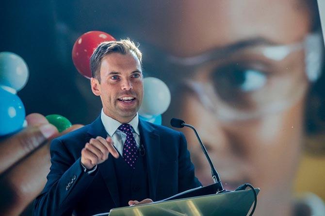 Welsh Government Economy Minister, Ken Skates