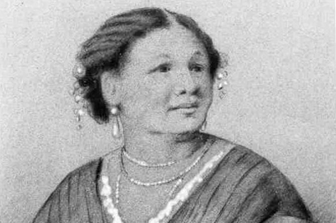 British-Jamaican nurse Mary Seacole