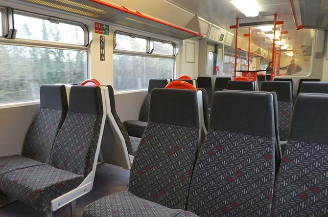 New trains are coming to the Rhymney line