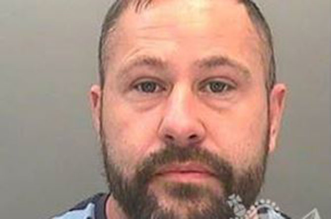 Neil Norman is wanted by police