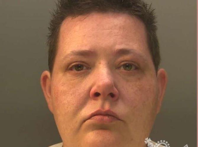 Shalane Hodder has been given a 30-month prison sentence