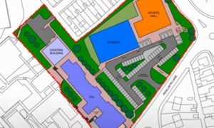 Proposals for the new Centre for Vulnerable Learners in Pontllanfraith