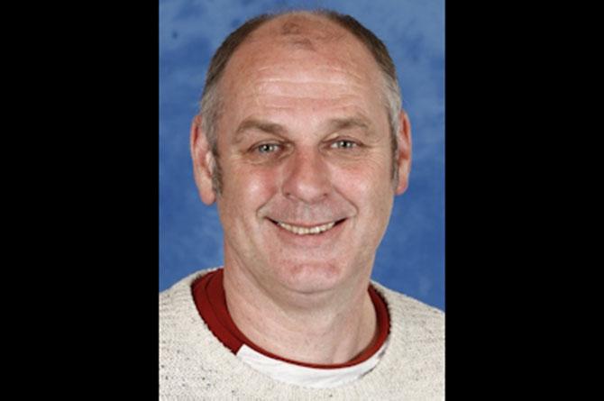 Blackwood councillor Nigel Dix