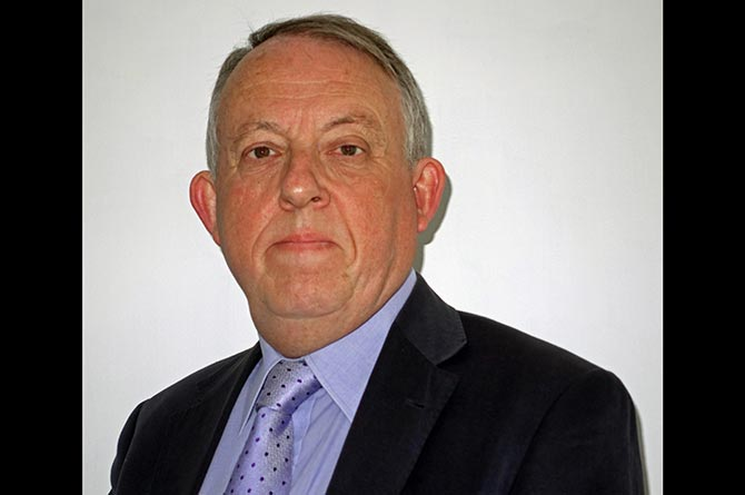 Gwent PCC candidate Paul Harley, independent