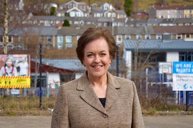 Dawn Bowden is the Labour Senedd Member for the Merthyr Tydfil and Rhymney constituency.