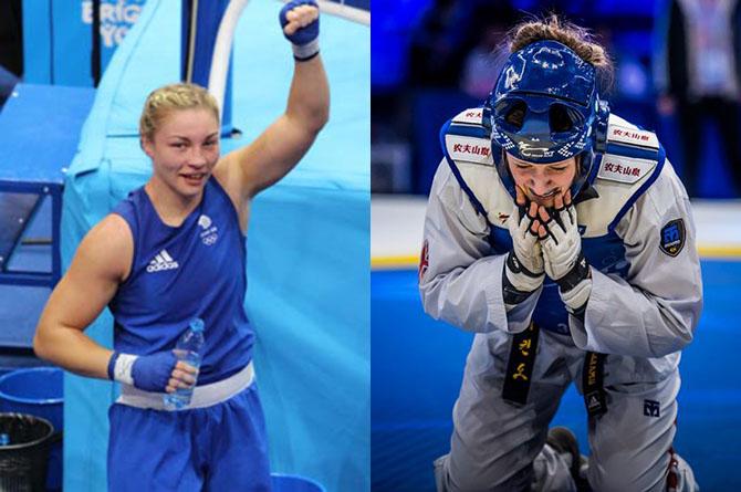Lauren Price and Lauren Williams will represent Team GB at the Tokyo Olympics