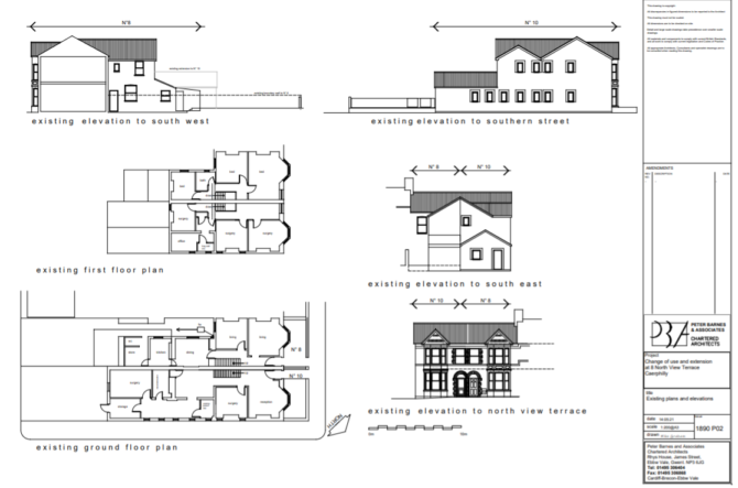 Plans for the expansion of Northview Dental Practice