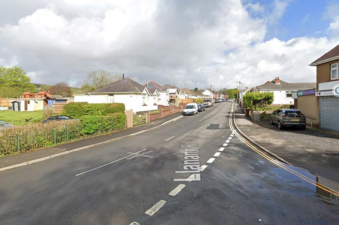 Llanarth Road, Pontllanfraith