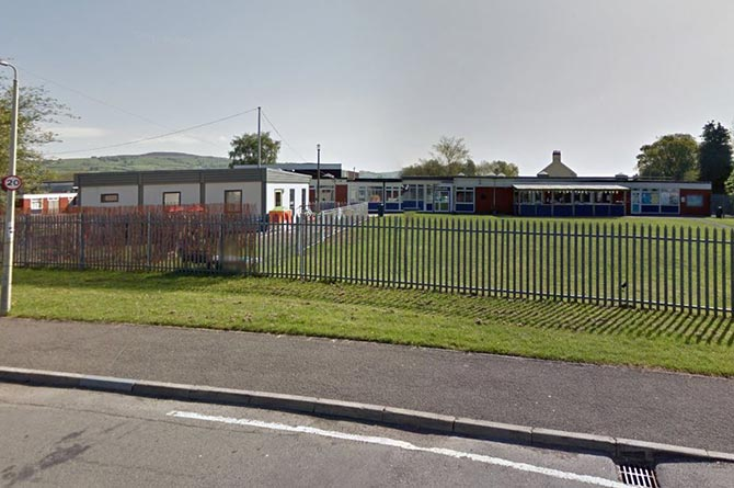 Plasyfelin School could be demolished and replaced with a brand new school